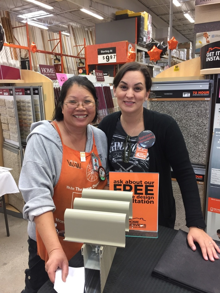 Friendly Faces At Home Depot In Southern California