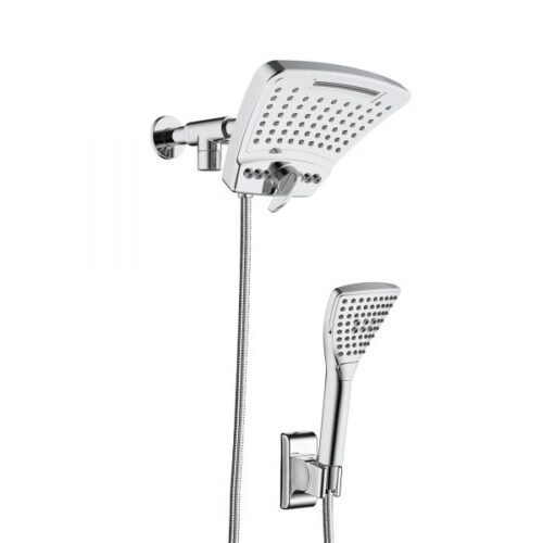 Pulse - The unique design and style of the PowerShot Shower System gives your bathroom a fresh and modern look by simply replacing your showerhead.